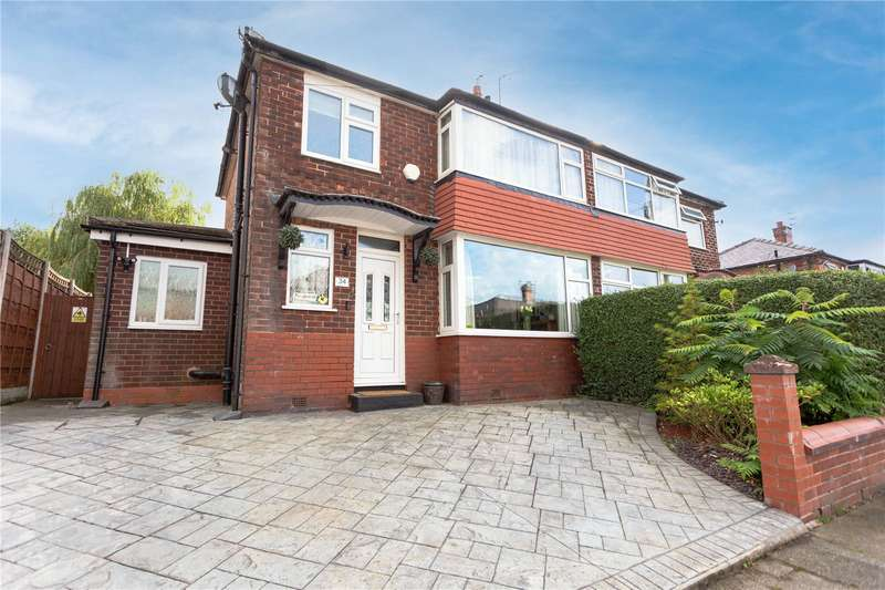 3 Bedrooms Semi Detached House for sale in Westgate Drive, Swinton, Manchester, M27