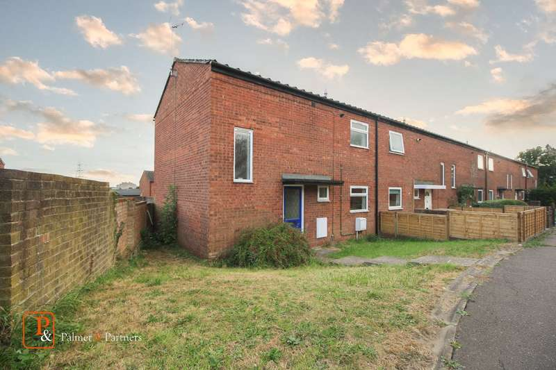 3 Bedrooms End Of Terrace House for rent in Arnold Drive, Colchester, Essex, CO4