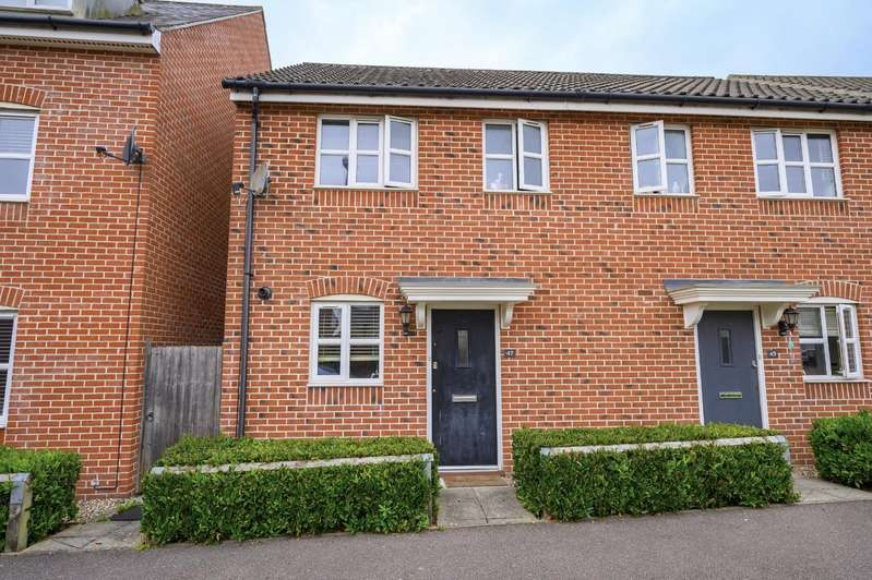 2 Bedrooms Semi Detached House for sale in Tanton Road, Flitch Green