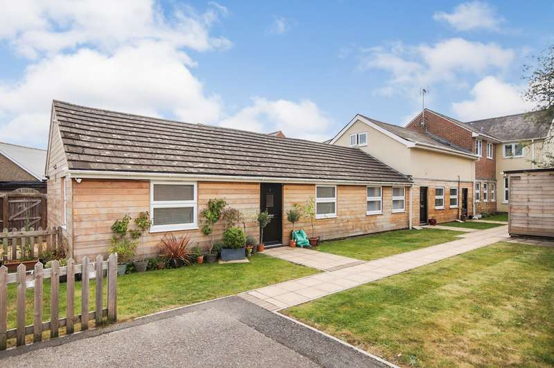 1 Bedroom Semi Detached Bungalow for sale in Aragon House, 2 Hollow Lane Shinfield, READING, RG2