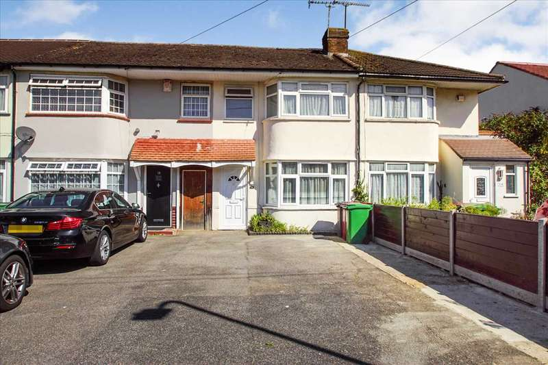 4 Bedrooms Terraced House for sale in Oakfield Avenue, Cippenham