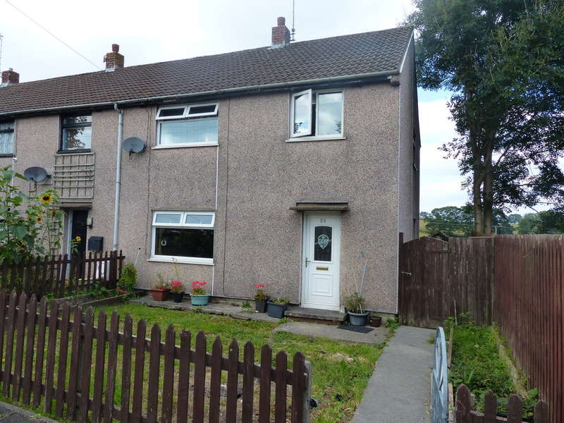 3 Bedrooms End Of Terrace House for sale in Warwick Drive, Earby