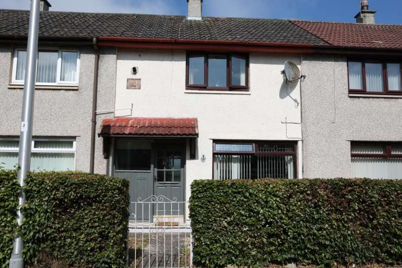 2 Bedrooms Terraced House for sale in Drummond Place, Glenrothes