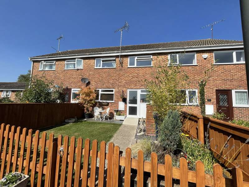 3 Bedrooms Terraced House for sale in ASHLEWORTH, GL19