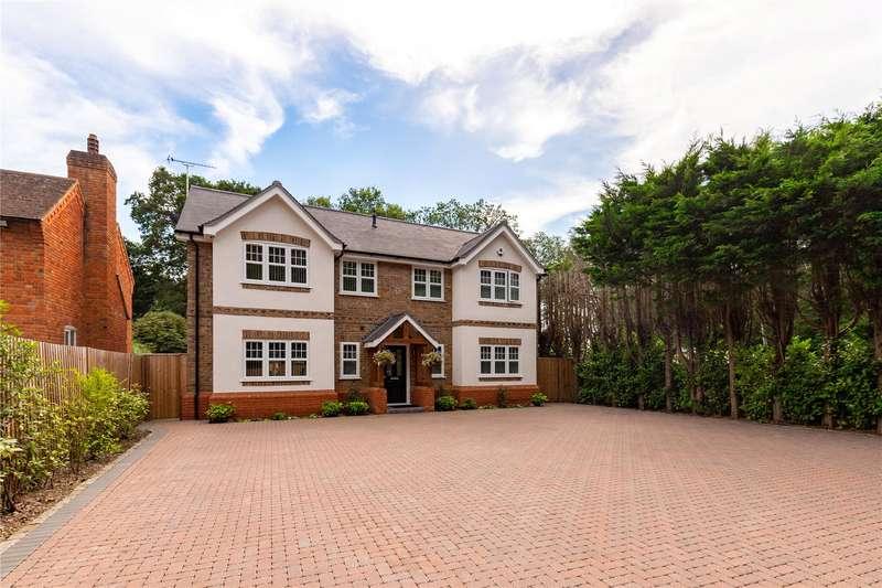 5 Bedrooms Detached House for sale in Nine Mile Ride, Wokingham, Berkshire, RG40