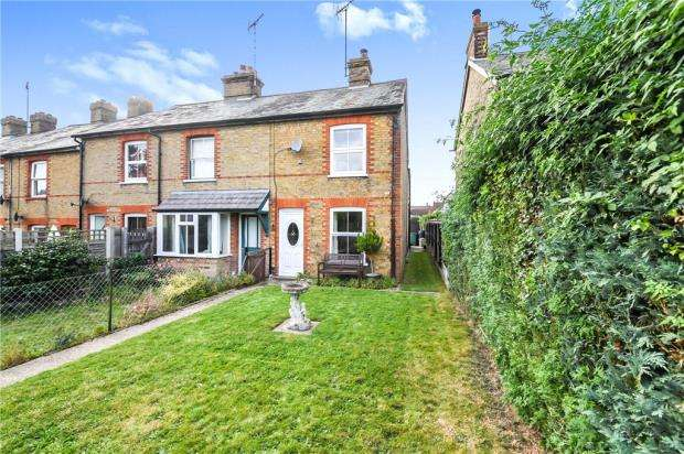 2 Bedrooms End Of Terrace House for sale in Highbury Terrace, Halstead, Essex