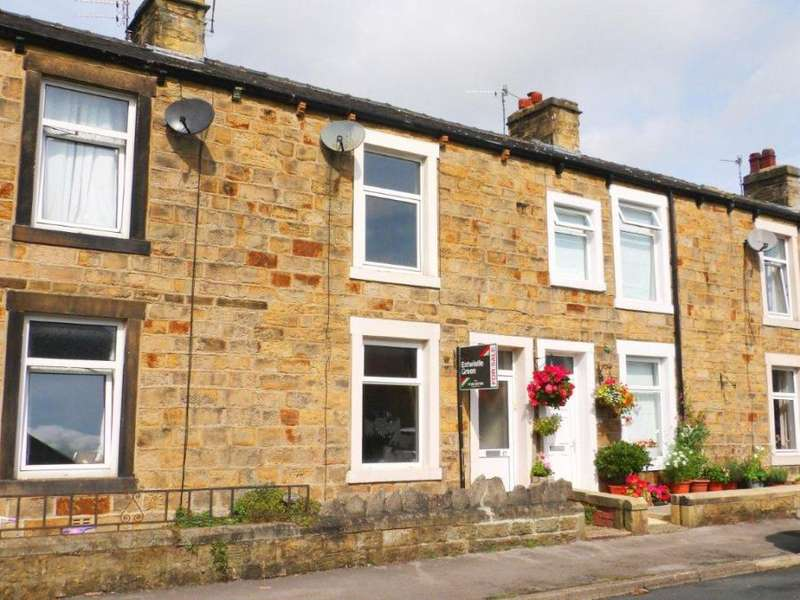 2 Bedrooms Terraced House for sale in Earby, Barnoldswick, Lancashire