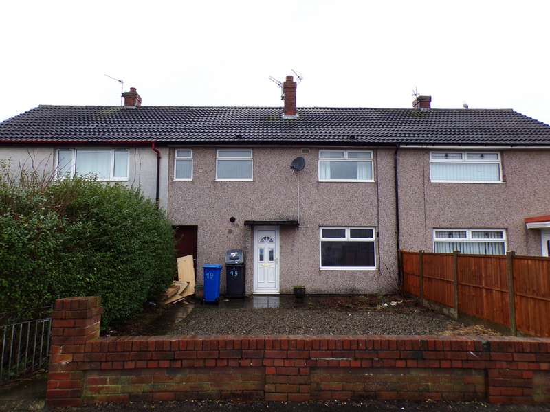 3 Bedrooms Terraced House for sale in Thornton-Cleveleys, Lancashire