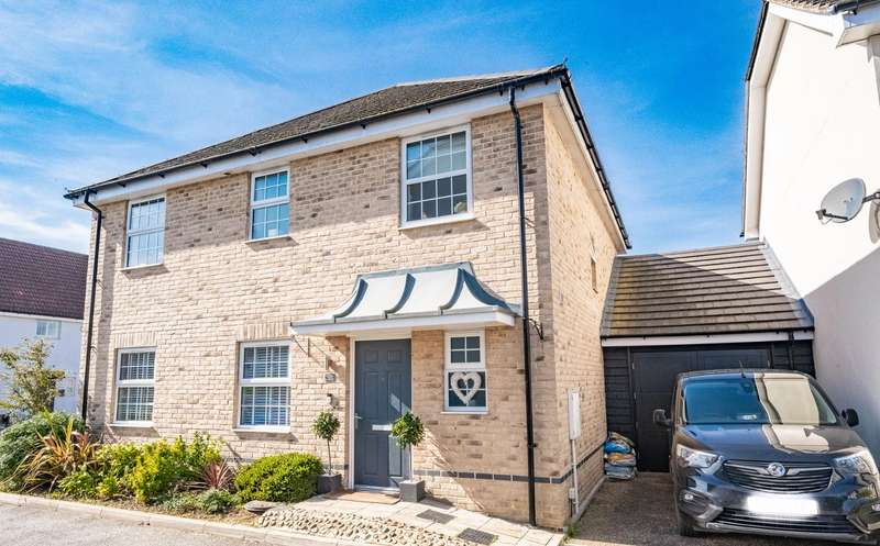 4 Bedrooms Detached House for sale in Park Lane, Little Canfield, Dunmow