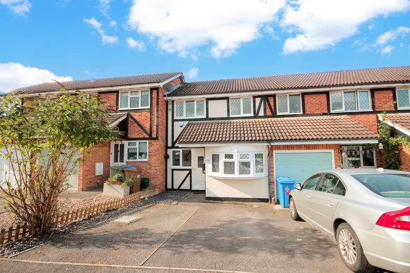 2 Bedrooms Terraced House for sale in Statham Court, Bracknell