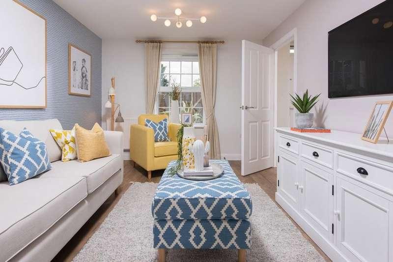 4 Bedrooms House for sale in Ingleby, Lightfoot Meadows, Lightfoot Lane, Preston, PRESTON, PR4 0AH