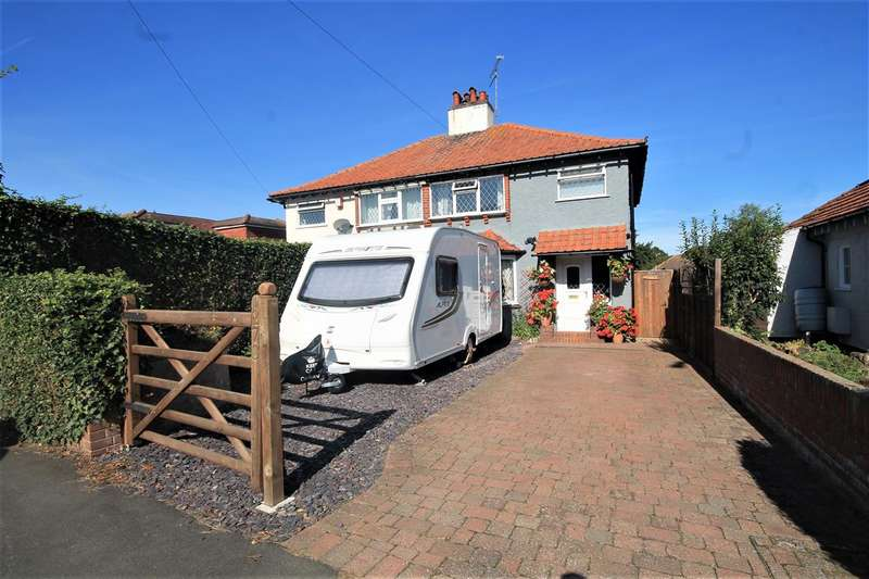 3 Bedrooms Semi Detached House for sale in Holland Road, East Clacton