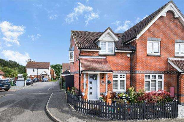 2 Bedrooms Semi Detached House for sale in Clayshotts Drive, Witham, Essex
