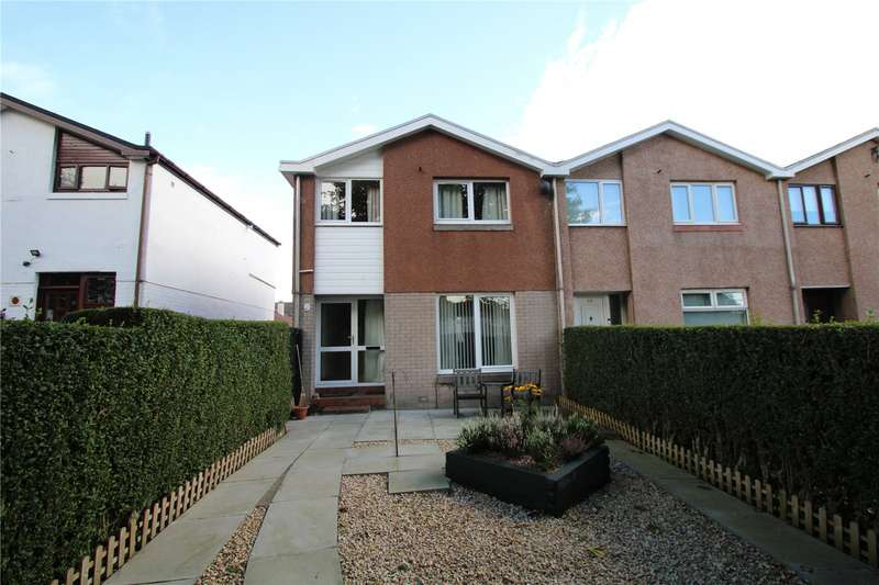3 Bedrooms End Of Terrace House for sale in Evandale Court, Glenrothes