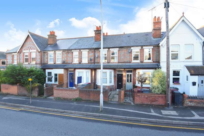 3 Bedrooms Terraced House for sale in Caversham, Reading, RG4