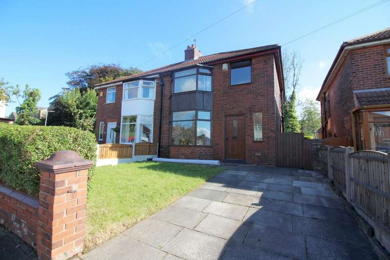 3 Bedrooms Semi Detached House for rent in Hawthorn Avenue, Bury