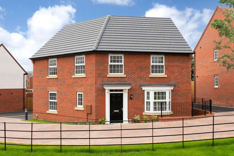 4 Bedrooms House for sale in Ashtree, David Wilson Homes at Kibworth, Fleckney Road, Kibworth, LEICESTER, LE8 0HG