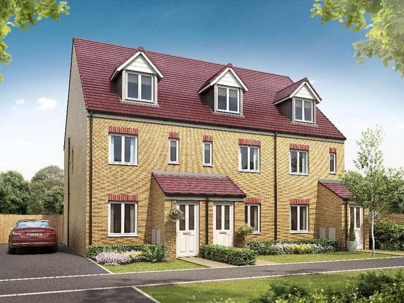 3 Bedrooms House for sale in The Windermere, Waters Edge, Heyford Avenue, Buckshaw Village, PR7 7LB