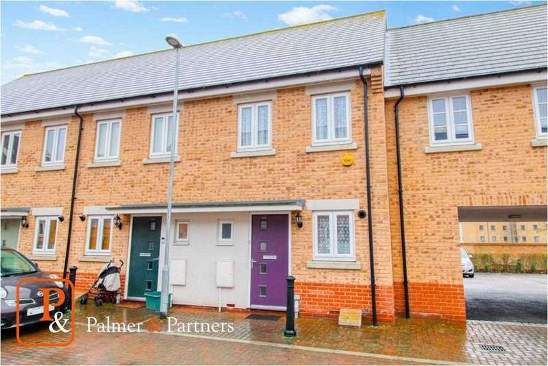 2 Bedrooms Terraced House for sale in Kensington Road, Colchester, CO2