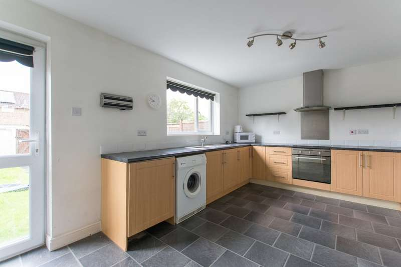 3 Bedrooms Terraced House for rent in Frank Brookes Road, Cheltenham GL51 0UW
