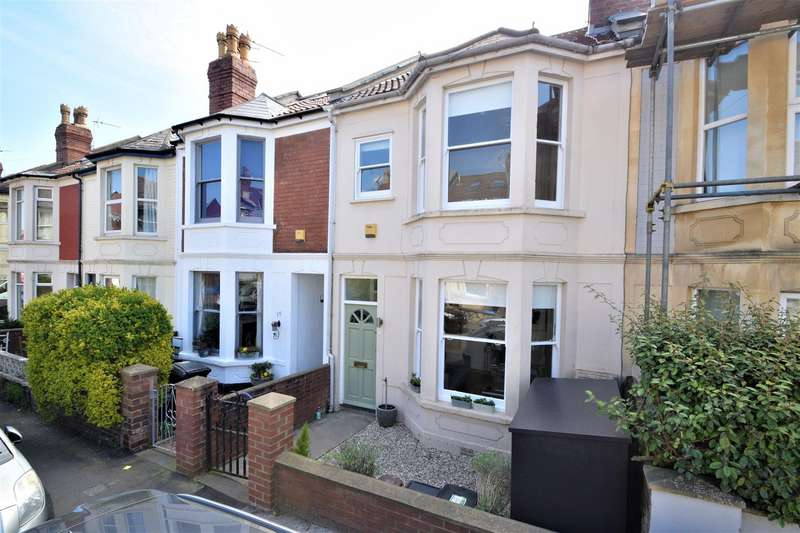 2 Bedrooms Terraced House for sale in Maple Road, Horfield