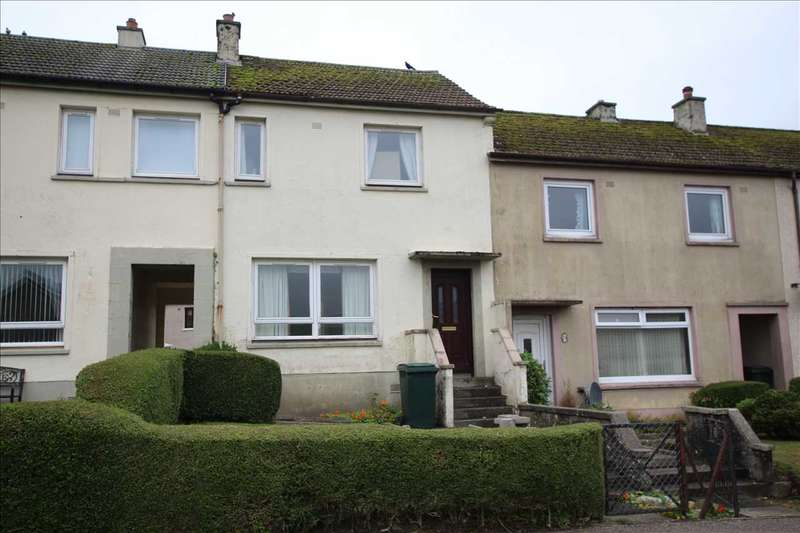 2 Bedrooms Terraced House for sale in The Roading, Campbeltown