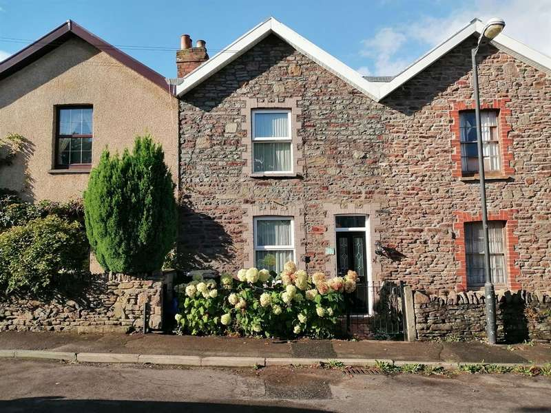 2 Bedrooms Terraced House for sale in New Buildings, Fishponds, Bristol
