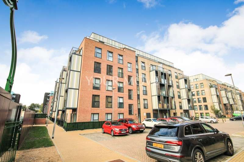 1 Bedroom Flat for sale in Maxwell Road, Romford, RM7