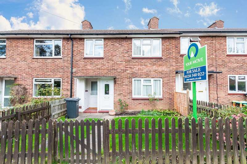 3 Bedrooms House for sale in Elliott Crescent, Bedford, Bedfordshire, MK41