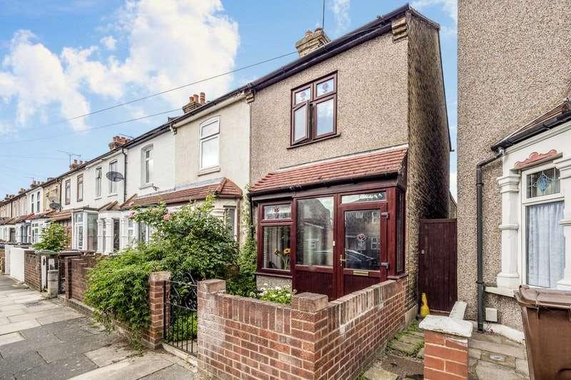 2 Bedrooms End Of Terrace House for sale in Devon Road, Barking, London, IG11