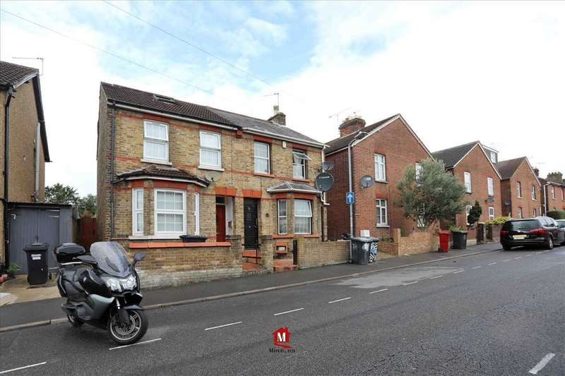 3 Bedrooms Semi Detached House for sale in The Crescent, Slough