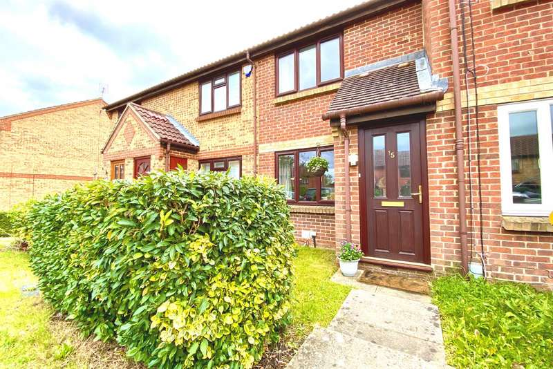 2 Bedrooms Terraced House for sale in Cabin Moss, Forest Park, Bracknell
