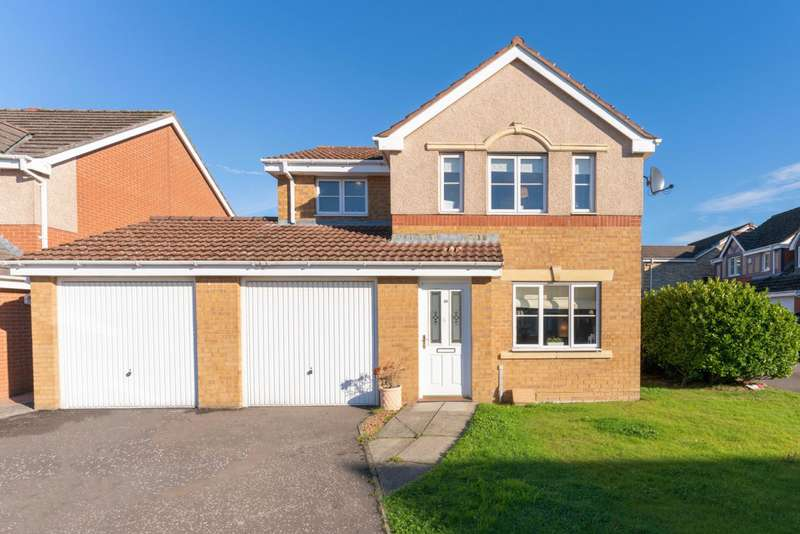 3 Bedrooms Detached House for sale in Pitmedden Road, Dunfermline, KY11