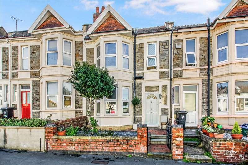 3 Bedrooms Property for sale in Bloomfield Road, Brislington BS4