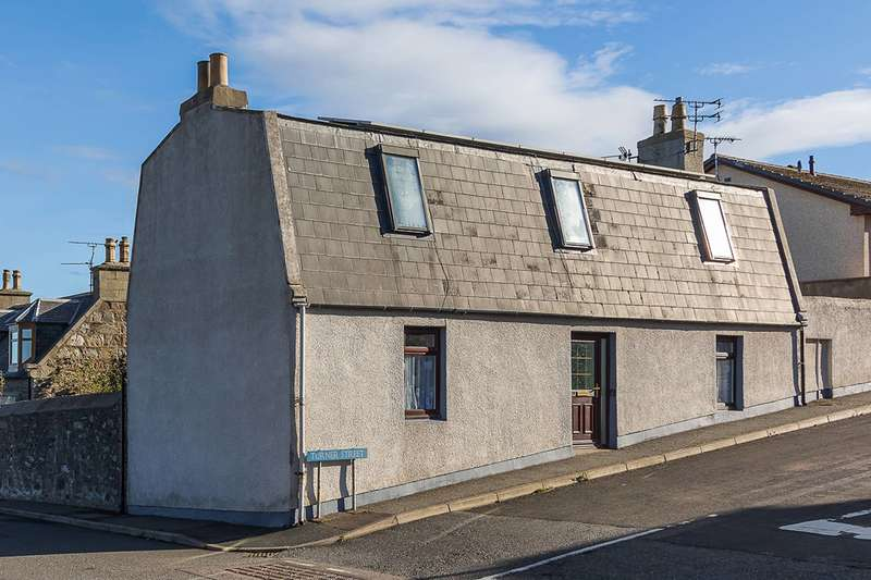 3 Bedrooms Detached House for sale in Turner Street, Macduff, Aberdeenshire, AB44 1XJ