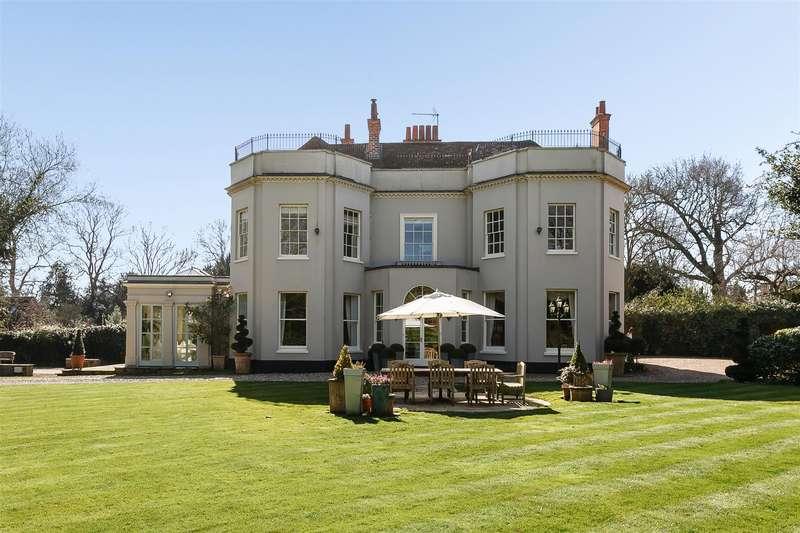 6 Bedrooms House for sale in Scarletts Lane, Kiln Green, Reading, Berkshire, RG10 9XD