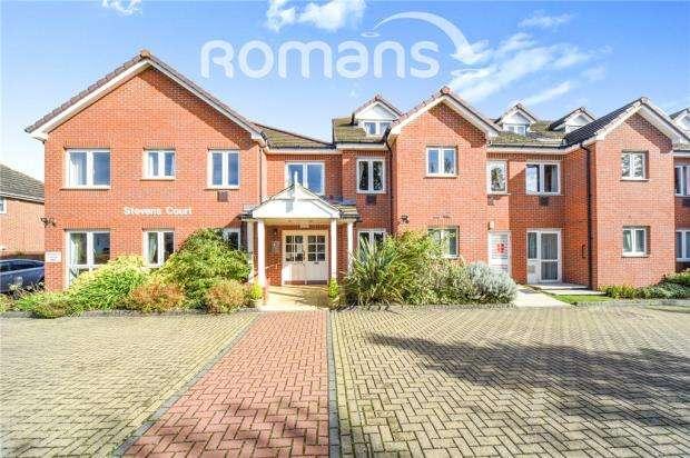 2 Bedrooms Retirement Property for sale in Stevens Court 405-411, Reading Road, Winnersh