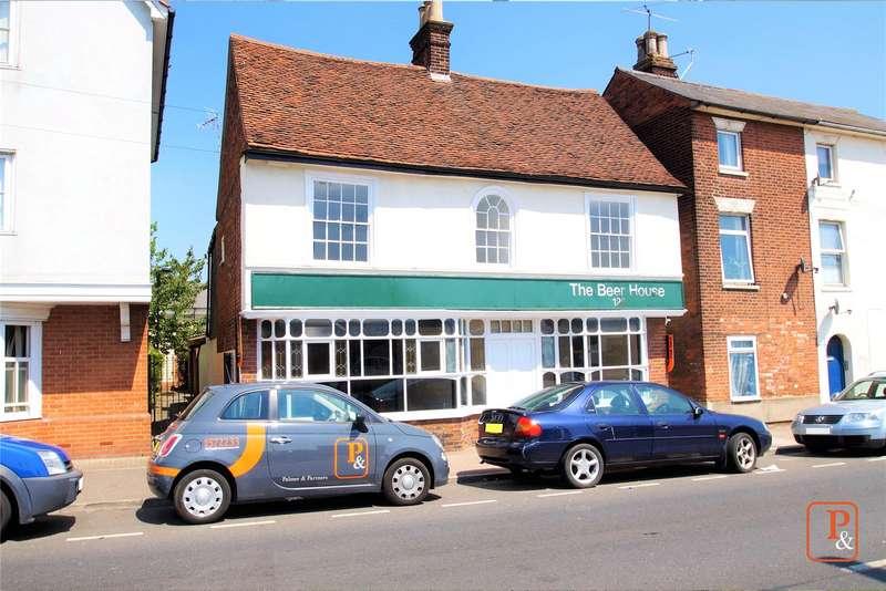 1 Bedroom Flat for rent in Magdalen Street, Colchester, Essex, CO1