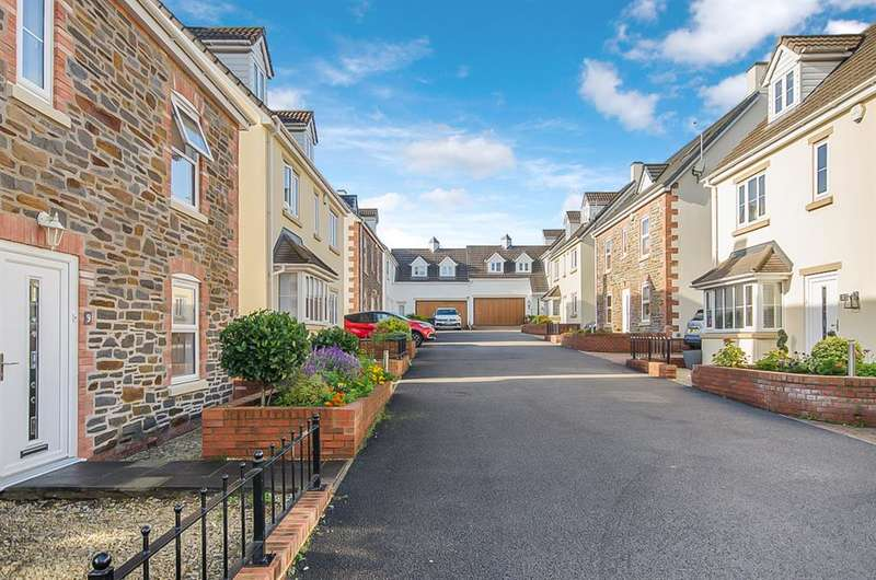 4 Bedrooms Link Detached House for sale in Mapstone Rise, Longwell Green