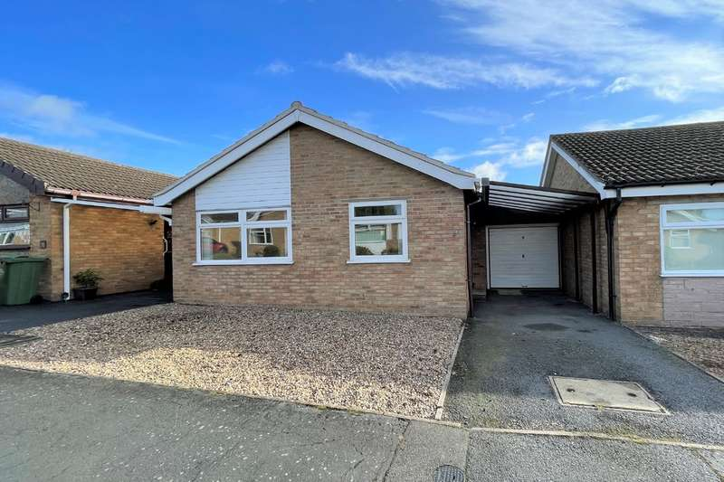 2 Bedrooms Detached Bungalow for rent in Sarson Close, Asfordby