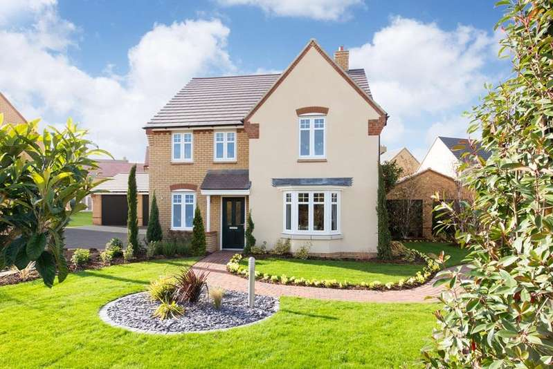 4 Bedrooms House for sale in Holden, Willow Grove, Southern Cross, Wixams, Wixams, MK42 6AW