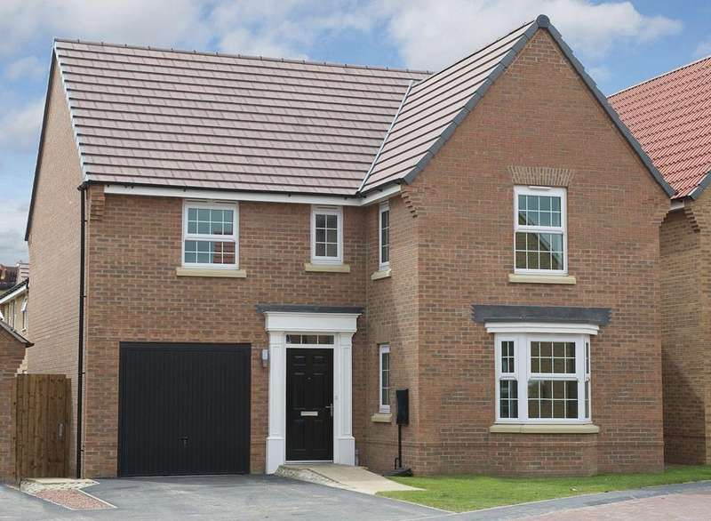 4 Bedrooms House for sale in Exeter, Willow Grove, Southern Cross, Wixams, Wixams, MK42 6AW