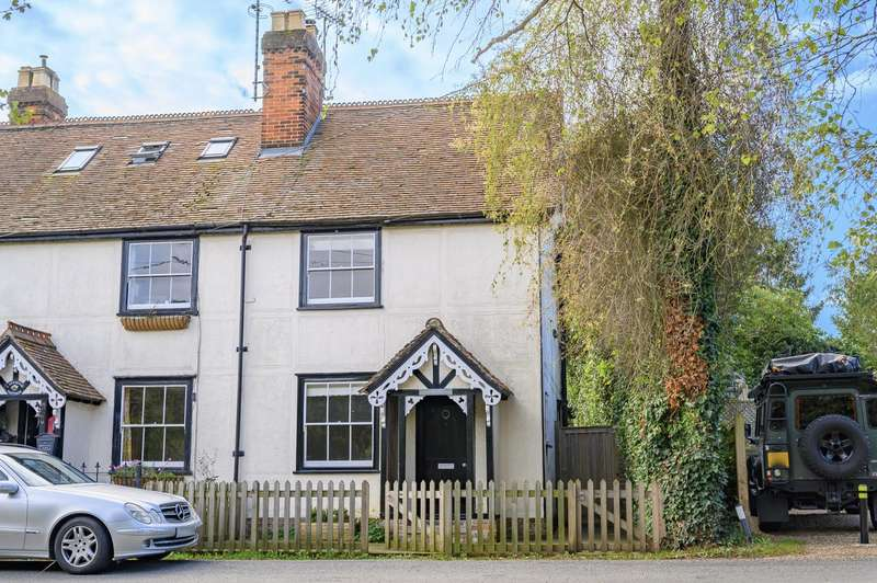 3 Bedrooms End Of Terrace House for sale in Cox Hill, Great Easton