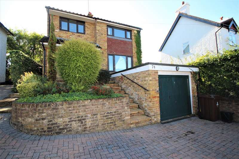 3 Bedrooms Detached House for sale in Victoria Road, Wargrave, Reading