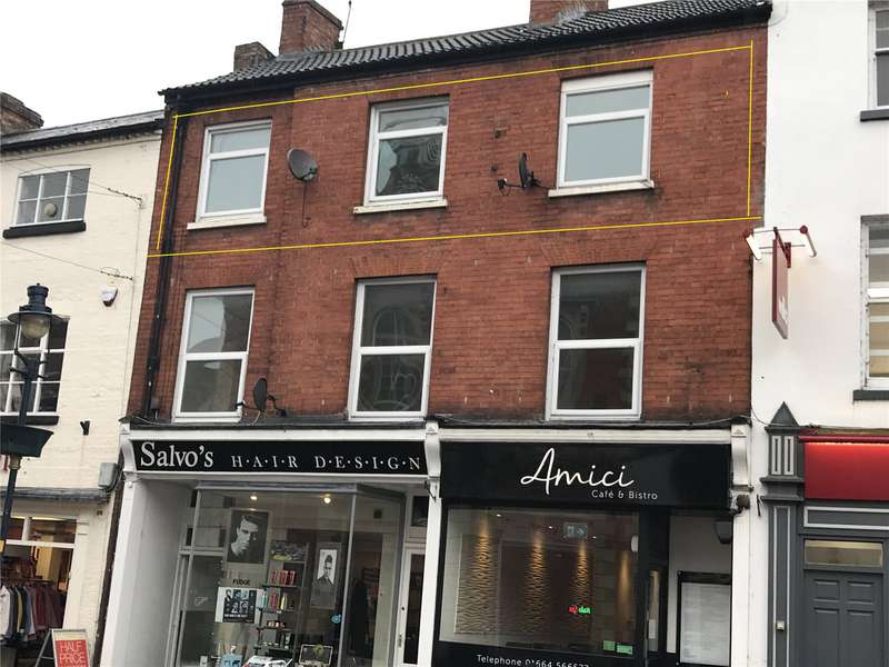 1 Bedroom Apartment Flat for rent in Nottingham Street, Melton Mowbray, Leicestershire