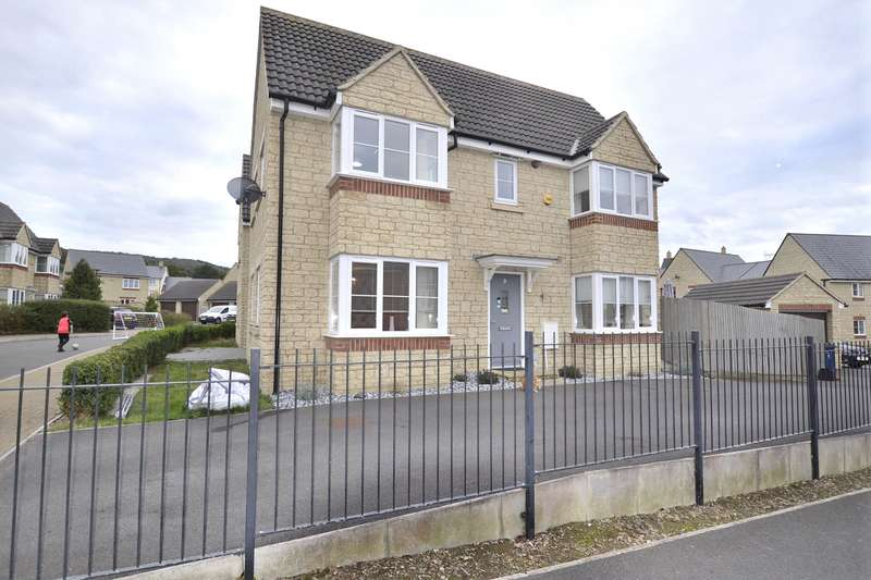 3 Bedrooms End Of Terrace House for sale in Bowood Drive, Brockworth, Gloucestershire, GL3