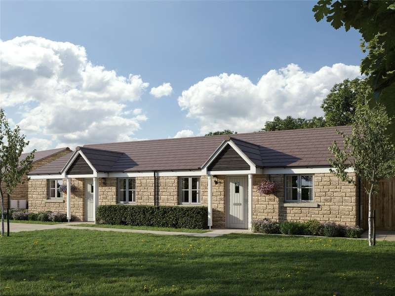 2 Bedrooms Semi Detached Bungalow for sale in Plot 4, The Charlbury, Chalk Wood, Chalford Hill, Stroud, GL6