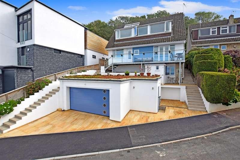 5 Bedrooms Detached House for sale in Hillside Road, Portishead