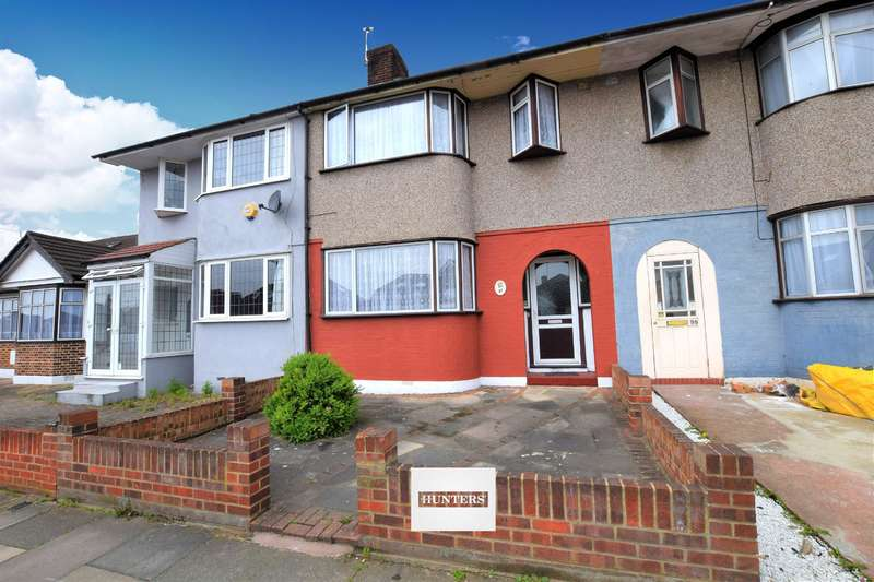 3 Bedrooms Terraced House for rent in Somerville Road, Chadwell Heath, RM6