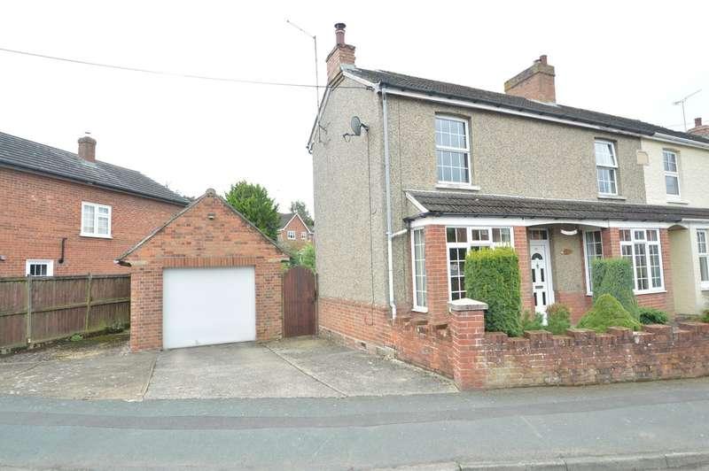 3 Bedrooms Semi Detached House for sale in Beridge Road, Halstead